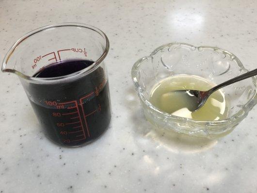 レモンの実験